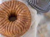 integral molde Bundt Cake.