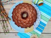 Bundt cake crema LOTUS galletas Speculoos) chocolate.