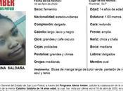 Alerta Amber: busca niña años desaparecida Rioverde
