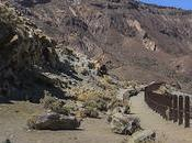 Mirador Azulejos Cañadas Parque Nacional Teide