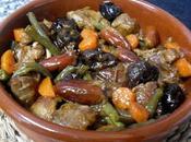 Tajín cordero verduras