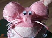 Ratón para guardar dientes