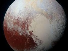 icónica imagen Plutón Alta definición