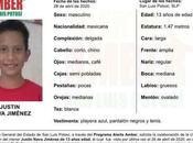 Alerta Amber: busca Justin Nava,fue visto última Tequis