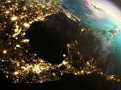 ¿cómo méxico desde espacio? (fotos)