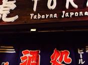 Taberna japonesa TORA