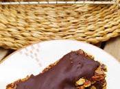 Barritas avena, cacahuete chocolate lácteos gluten