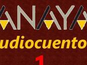 Cuentos audio Anaya para Educación Infantil