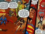 Liga Justicia contra triaje