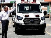 Irregularidades compra ambulancias COVID-19