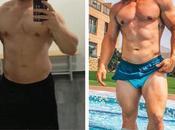 Definir ganar masa muscular
