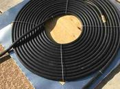 Calentador solar agua portátil casero