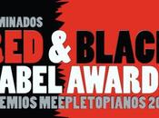 Corvus Belli nominada Black Label Awards