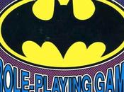 Batman Role-Playing Game (1989) Mayfair Games