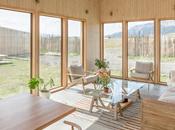 patagonia hotel, hecho materiales construccion bajo impacto ambiental