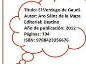 Verdugo Gaudí, Sáinz Maza