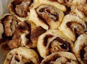 Cinnamon rolls gluten