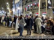 España: impunidad descarada gobernantes pueblo anestesiado