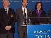 Peugeot Tour Golf solidario Fundación Isabel Gemio
