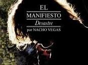 Discos: manifiesto desastre Nacho Vegas (2008)