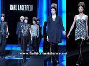 Paris Fashion Week: Otoño 2010/2011: Karl Lagerfeld