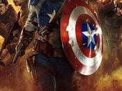 Nuevo póster internacional trailer español 'Capitán América. primer vengador'