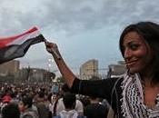 mujeres levantamiento popular egipcio