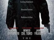 Póster 'The Iceman', Michael Shannon, James Franco Benicio Toro