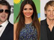 Johnny Knoxville, Victoria Justice Size