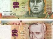 Nuevos Billetes nuevos soles