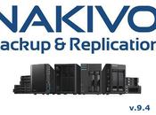 Nakivo Backup Replication v9.4 Disponible