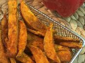 Boniatos Batatas Asadas Especias