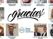 Gran éxito formación abierto para todos ópticos España propiciada Cione