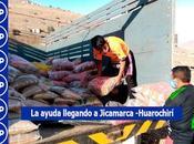 Alimentos llegan mesa familias afectadas covid-19…