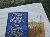 Reseña cuento perfecto Elizabet Benavent