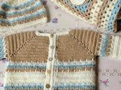 Ropa crochet para bebé recién nacido
