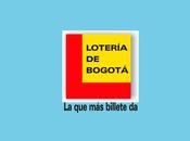 Lotería Bogotá jueves junio 2020