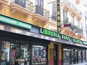 Pequeñas librerías Valencia (faltan Ubik Café Imperio Libros)