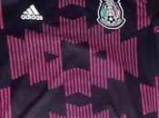 Nueva playera negro rosa Selección Mexicana para 2020