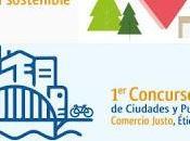 Concurso estatal ciudades pueblos comercio justo, ético sostenible