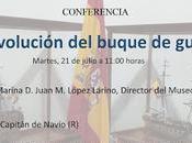 evolución buque guerra (conferencia)