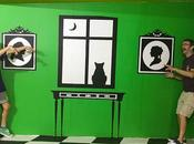 Museo Imaginación Málaga para divertirse familia