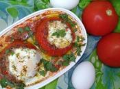 Tomates farcies oeufs stuffed tomatoes tomates rellenos huevo طماطم معمرة بالبيض