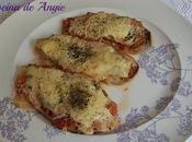 Pollo parmigiana