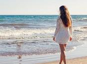 Vestidos blancos ideales para verano