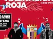 Habitación Roja Indigo Drone Abre Madrid