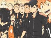 Manga Haikyu!! finaliza entrega nota final