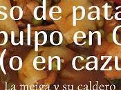Guiso Patatas Pulpo Crock Cazuela)