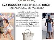 Longoria Eduardo Cruz Marbella, luciendo glamuroso bolso 'COACH'