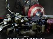Harley Davidson Capitán América: Primer Vengador unen fuerzas para promocionarse